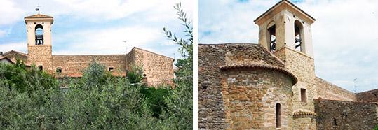 Castello medioevale di Limigiano - Bevagna, Perugia, Umbria